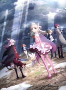 Fate/kaleid liner Prisma Illya 3rei!!