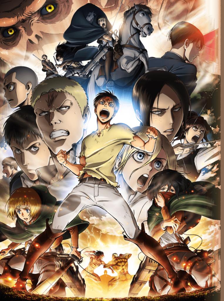 Baixar Attack on titan 2ª Temporada (Shingeki no Kyojin Season 2)