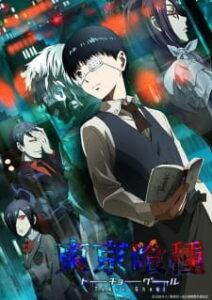 Tokyo Ghoul 1ª Temporada